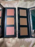 Used New blush and bronzer palette bundle in Dubai, UAE