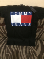 Used 3 pcs. New Tommy Hilfiger T-shirt's  in Dubai, UAE