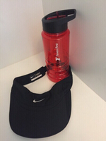Used Bundle Nike Tennis Cap & Water Bottle  in Dubai, UAE