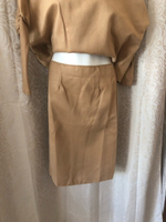 Brown Top and skirt size S