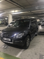 Used Brand new Mitsubishi Pajero low milege in Dubai, UAE
