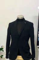 Used Scotch and Soda Black Blazer/ S/46 in Dubai, UAE