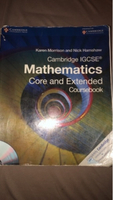 Used Cambridge IGCSE Maths Book in Dubai, UAE
