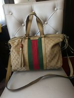 Used AUTHENTIC PRELOVED GUCCI BAG( BIG SIZE) in Dubai, UAE