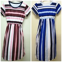 Used Dresses for girls 2 pcs in Dubai, UAE