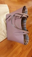 Used Burberry reversable tote in Dubai, UAE
