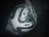 Used Adidas final barzuca football size 5 in Dubai, UAE