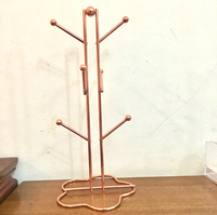 Used Rose Gold mug holding stand. in Dubai, UAE