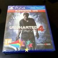 Used Uncharted 4 brand new for PS4 in Dubai, UAE