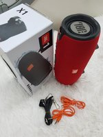 Used Model Xtreme JBL speakers red in Dubai, UAE