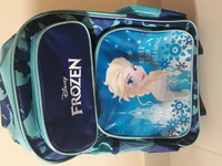 Used Frozen Elsa🆕️ Trolly Bag For Kids in Dubai, UAE