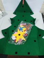 DIY felt Christmas Tree Set Green 1pc