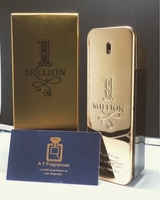 Used One million mens perfume 100ml  in Dubai, UAE
