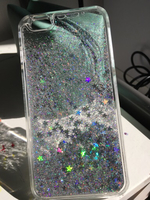 Used Glitter phone case for iPhone 6 Plus  in Dubai, UAE