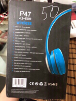 Used Wireless p47 headphone for sale  in Dubai, UAE