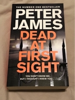 Used Peter James dead at first sight  in Dubai, UAE