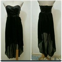 Used Black fancy chob Dress fabulous in Dubai, UAE