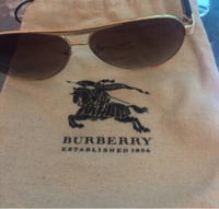 Used Authentic Burberry sunglasses  in Dubai, UAE