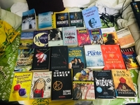 Used Books (50% off on all) in Dubai, UAE
