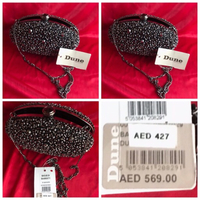 Used Dune clutch new in Dubai, UAE