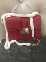 Used BRANDNEW CHARLES AND KEITH CHAIN BAG.. in Dubai, UAE