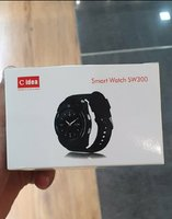 Used Smart watch new. Black in Dubai, UAE