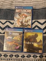 Used Dark Souls,Rocket League,and BattleBorn in Dubai, UAE