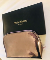 Used YSL makeup bag last piece original  in Dubai, UAE