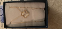 Used 18k solid gold necklace in Dubai, UAE