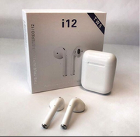 Used I12 TWS wireless AirPods best quality  in Dubai, UAE