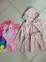 Used Baby swimsuit and bath cover  in Dubai, UAE
