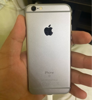 Used Iphone 6s silver 128gb in Dubai, UAE