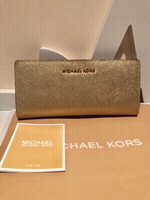 Used MK jet set slim card wallet new in Dubai, UAE