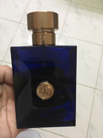 Used Versace Dylan Blue for men tester in Dubai, UAE