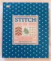 Book: Stitch Step by Step