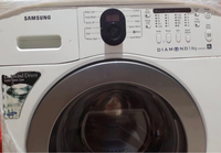 Used Samsung washing machine for sale in Dubai, UAE
