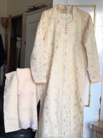 Used New Dailywear ready beige cottonsuit 💥 in Dubai, UAE