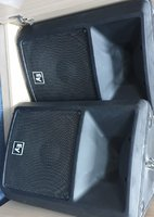 Used ElectroVoice speakers and amplifier in Dubai, UAE
