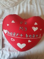 Used Heart shape pillow in Dubai, UAE