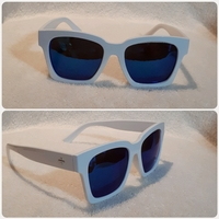 Used Brand new White fantastic Sungglass.. in Dubai, UAE