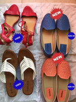 Used Ladies Shoes 4 pairs in Dubai, UAE
