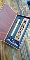 Used Combo deal:Wooden incense gift set 2 pcs in Dubai, UAE