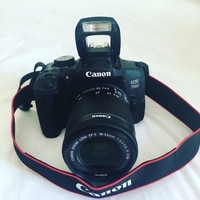 Used Canon 750 D in Dubai, UAE
