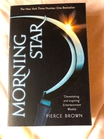 Used Morning Star by Pierce Brown in Dubai, UAE