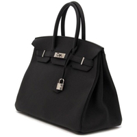 Used Hermès black bag in Dubai, UAE
