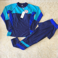 Used long sleeve two piece swimsuit (new) in Dubai, UAE
