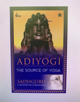Used Adiyogi- the source of yoga book in Dubai, UAE