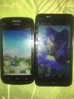 Used Huwei Y310 and HD918 Dual sim  in Dubai, UAE