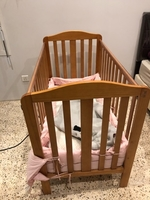 Used Crib for kid in Dubai, UAE