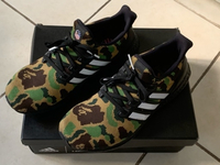 Used BAPE Ultraboost / Size 8US or 41 1/2 FR in Dubai, UAE